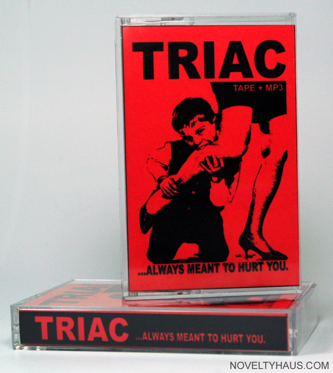 triac leg biter cassette tape mp3 download always meant to hurt you noveltyhaus